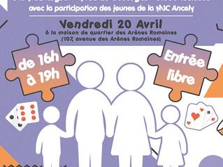 Centre Social - Famille et jeux