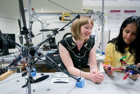 Learning environments engaging girls in STEM
