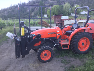 Soil Moisture Mapping of Okanagan Vineyards
