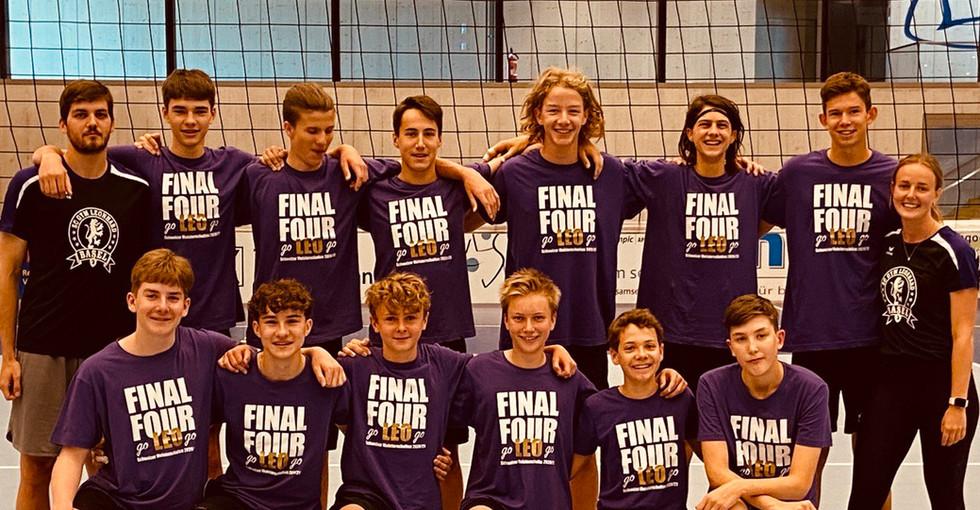 Final Four NSM U16 2021