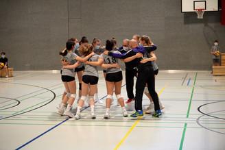 2. Runde U17-NSM gegen Volley Köniz