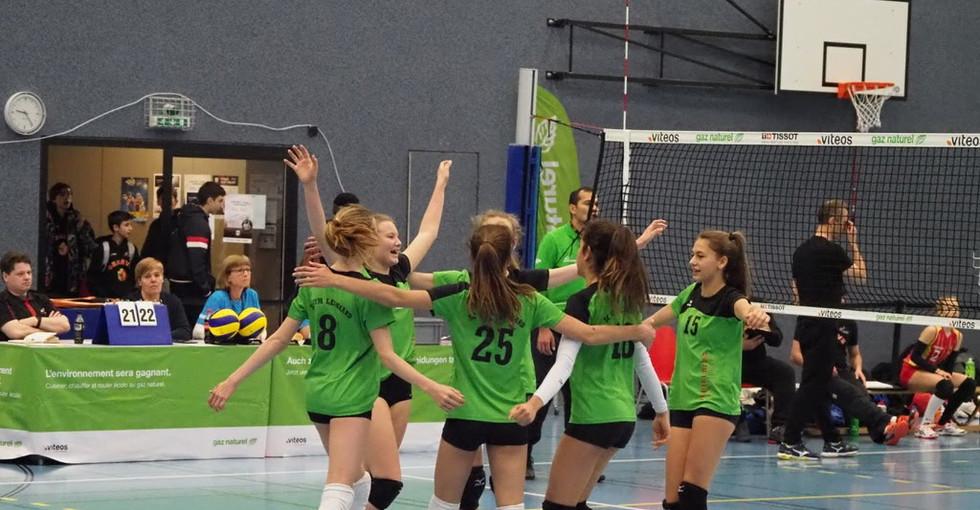 Final Four U15 2019 Mädchen