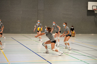 2. Runde NSM gegen Volley Köniz2. Runde U17-NSM gegen Volley Köniz