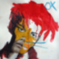 Pierre Ziegler   Zoole   Paintings   Moon rap page 04   Radiant Ox