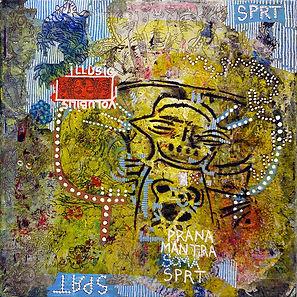 Pierre Ziegler | Zoole | Paintings | Moon rap page 02 | SPRT