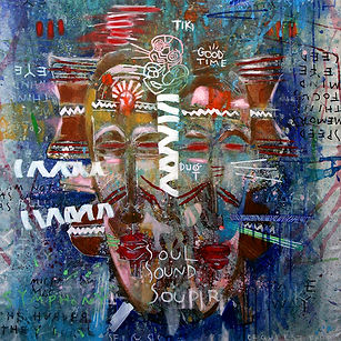 Pierre Ziegler   Zoole   French atist   Contemporary painting   Duo