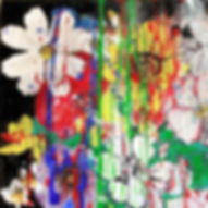 Pierre Ziegler   Zoole   Paintings   Flowerz   Suicidal queen