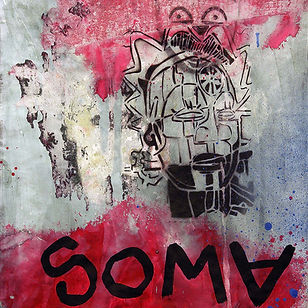 Pierre Ziegler | Zoole | French atist | Contemporary painting | Ground Zero | Soma