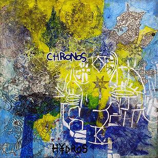 Pierre Ziegler | Zoole | Paintings | Moon rap page 02 | Chronos