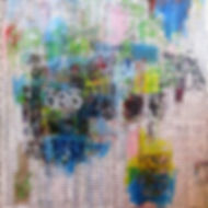 Pierre Ziegler | Zoole | Paintings | Moon rap page 03 | Oro