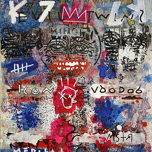 Zoole | Pierre Ziegler | Painting | ItSoundsLikeAnOldTape | zoole.org