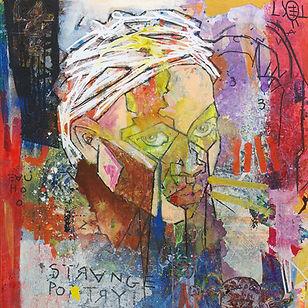 Pierre Ziegler | Zoole | Paintings | Moon rap Alpha | Strange Poetry