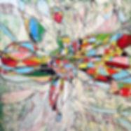 Pierre Ziegler | Zoole | Paintings | Moon rap page 04 | Cronos