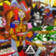 Pierre Ziegler   Zoole   Paintings   Moon rap page 04   Solo
