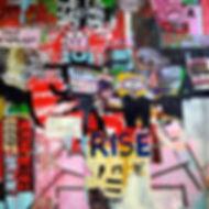 Pierre Ziegler | Zoole | Paintings | Moon rap page 03 | Lucifer rising