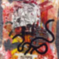 Pierre Ziegler | Zoole | Paintings | Moon rap page 03 | Ceremony
