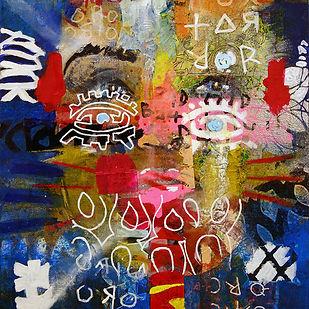 Zoole | Pierre Ziegler | Painting | ILookedIntoUrBeautifulLies | zoole.org