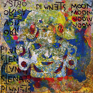 Zoole | Pierre Ziegler | Painting | Ghost of Mu | zoole.org