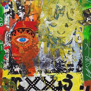 Pierre Ziegler | Zoole | Paintings | Moon rap Alpha | The great escape