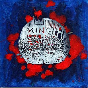 Zoole | Pierre Ziegler | Painting | Mini King | zoole.org