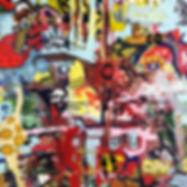 Pierre Ziegler | Zoole | Paintings | Moon rap page 04 | Orion