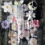 Pierre Ziegler   Zoole   Paintings   Flowerz   Black III