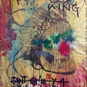 Pierre Ziegler | Zoole | French atist | Contemporary painting | Ground Zero | Future king