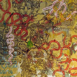 Pierre Ziegler | Zoole | French atist | Contemporary painting | Ground Zero | Tao
