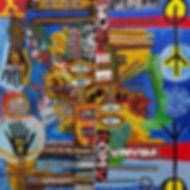 Pierre Ziegler | Zoole | Paintings | Moon rap page 03 | Tetris