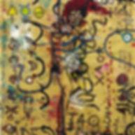 Pierre Ziegler | Zoole | French atist | Contemporary painting | Ground Zero | Self exotic