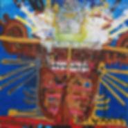 Pierre Ziegler | Zoole | Paintings | Moon rap Alpha | Vox UFO