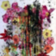 Pierre Ziegler   Zoole   Paintings   Flowerz   White I