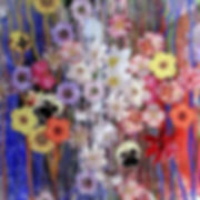 Pierre Ziegler | Zoole | Paintings | Flowerz | Marianne