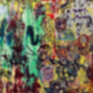 Pierre Ziegler | Zoole | Paintings | Moon rap page 04 | Moonrap
