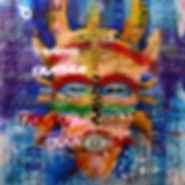 Zoole   Pierre Ziegler   Painting   Sky Line   zoole.org