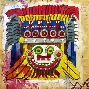 Pierre Ziegler | Zoole | French atist | Contemporary painting | Ground Zero | Zodiac