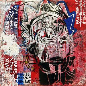 Pierre Ziegler | Zoole | Paintings | Moon rap page 02 | Marianne