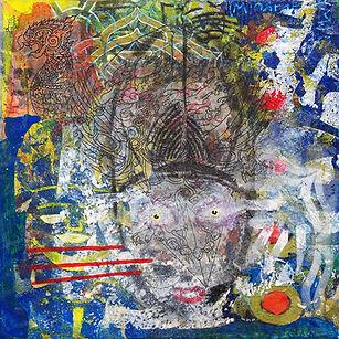 Pierre Ziegler | Zoole | Paintings | Moon rap page 02 | Climax run