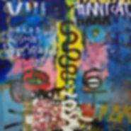 Zoole | Pierre Ziegler | Painting | Funny Kat | zoole.org