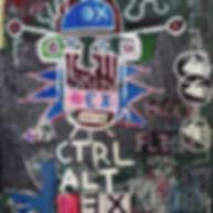 Pierre Ziegler | Zoole | French atist | Contemporary painting | Ground Zero | CTRL ALT EXE
