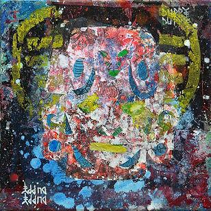 Pierre Ziegler | Zoole | Paintings | Moon rap page 02 | OVO