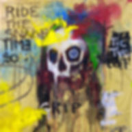 Pierre Ziegler | Zoole | French atist | Contemporary painting | Ground Zero | Vanité