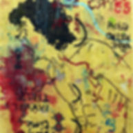 Pierre Ziegler | Zoole | French atist | Contemporary painting | Ground Zero | Retro phobia