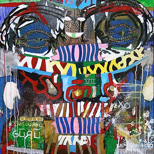 Pierre Ziegler   Zoole   French atist   Contemporary painting   Kangourou vanité