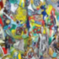 Pierre Ziegler   Zoole   Paintings   Moon rap page 04   Thaï soup