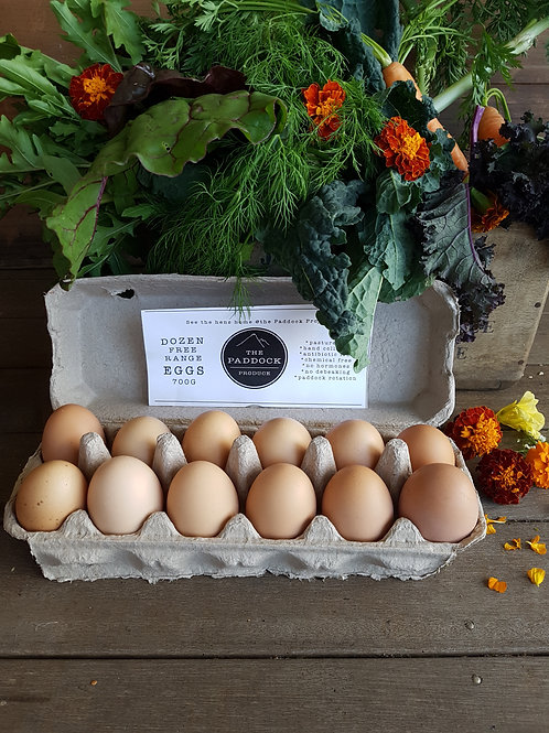 ADD TO BOX- Paddock Eggs