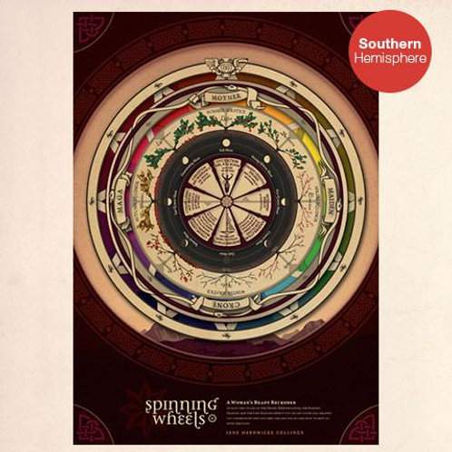 Spinning Wheels: Innovative Cycle Chart Tool.