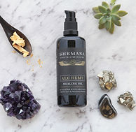 na Crystalline Elixirs Alchemy Oil