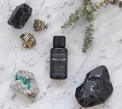Shemana Crystalline Elixirs Alpha Man Oil