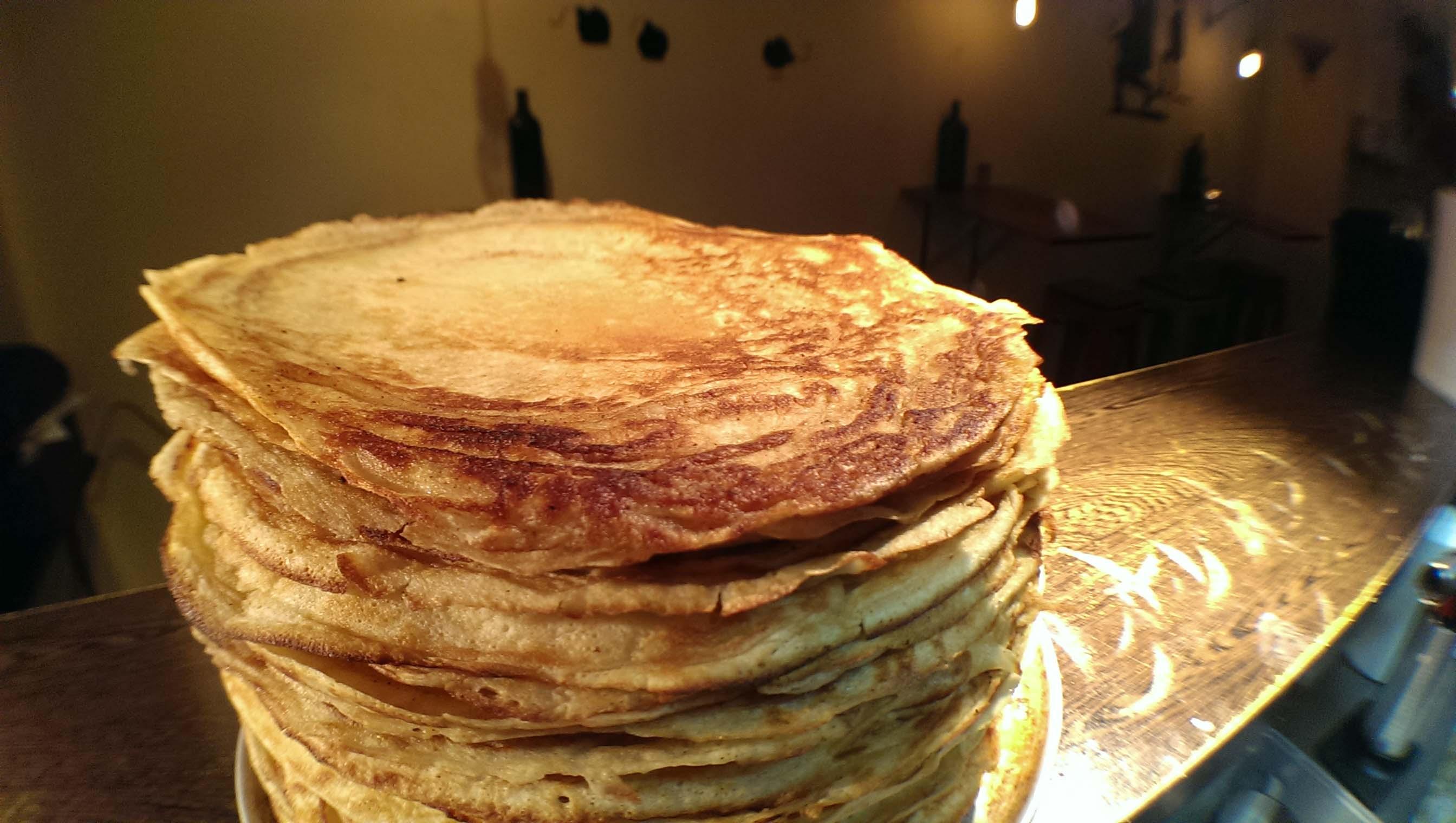 Stokers Pancakes